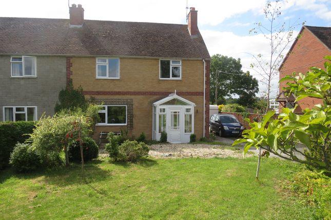 Thumbnail Semi-detached house for sale in Copse Corner, Stour Row, Shaftesbury