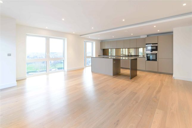 Thumbnail Flat for sale in Faulkner House, Distillery Road, Fulham Reach, London