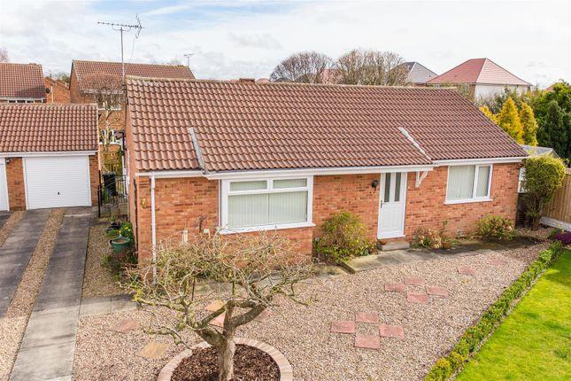 Thumbnail Detached bungalow for sale in Prospect Avenue, Sherburn In Elmet, Leeds