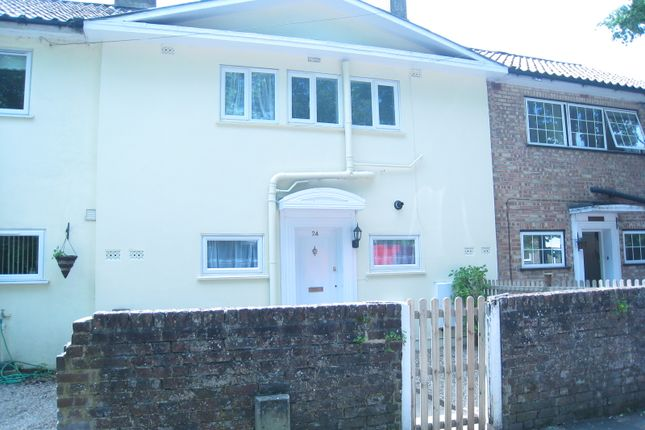 Thumbnail Semi-detached house to rent in Chestnut Road, Horley