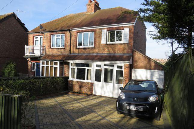 Thumbnail Semi-detached house for sale in Mile Oak Road, Portslade, Brighton