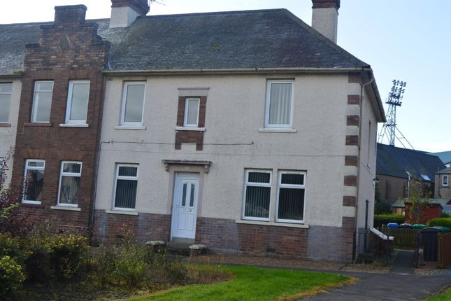 Thumbnail Flat to rent in Barnet Crescent, Kirkcaldy, Fife