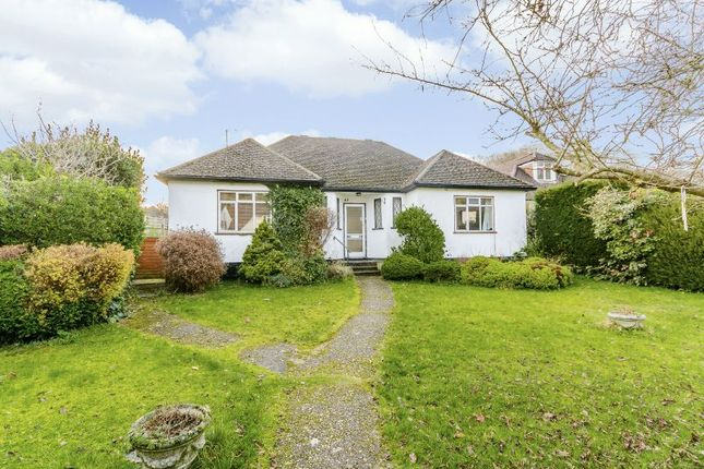 Thumbnail Detached bungalow for sale in Whitelands Avenue, Chorleywood, Rickmansworth