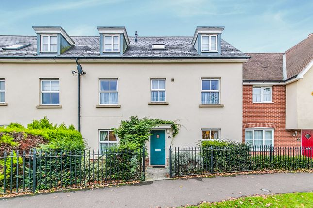 Thumbnail Town house for sale in William Harris Way, Colchester