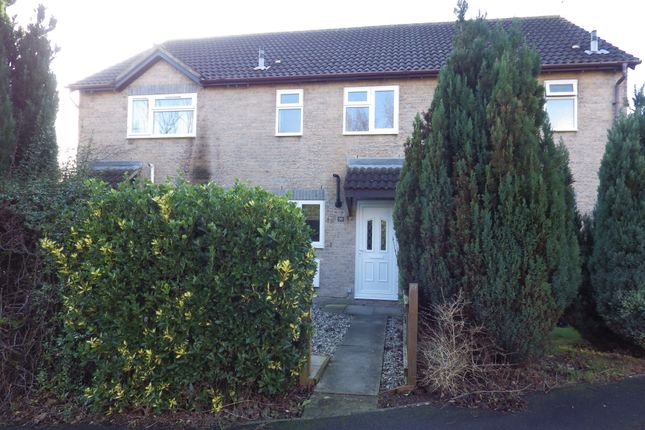 2 bed terraced house to rent in Pearce Close, Swindon, Wiltshire SN2