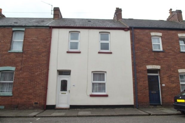 Thumbnail Property to rent in Victor Street, Exeter