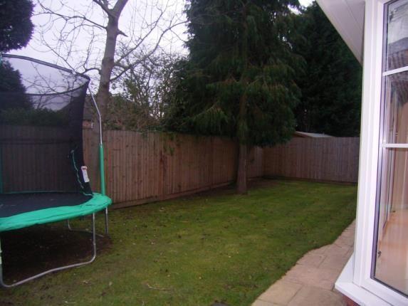 Garden of Hodge Hill Common, Birmingham, West Midlands B36