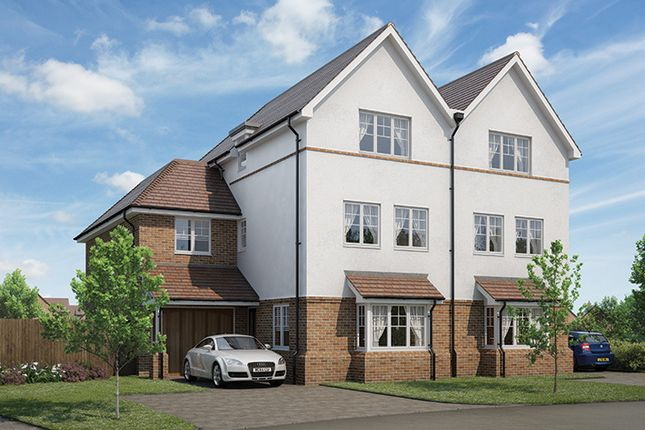 "Thumbnail Property for sale in ""The Browning"" at Renfields, Haywards Heath"