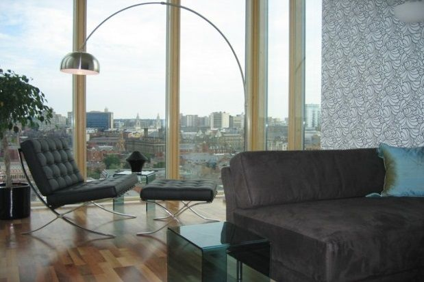 Thumbnail Flat to rent in West Point, Wellington Street, City Centre
