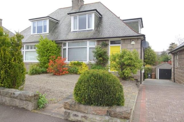 Thumbnail Semi-detached house to rent in Rubislaw Park Crescent, Aberdeen