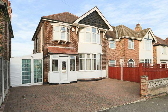 Thumbnail Detached house for sale in Avondale Road, Carlton, Nottingham