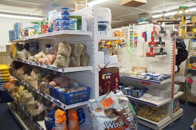 Thumbnail Retail premises for sale in Pets, Supplies & Services NG20, Warsop, Nottinghamshire