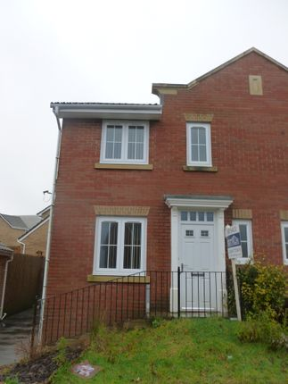 Thumbnail Mews house to rent in 6 Mountain Rise, Brecon View Parc, Heolgerrig, Merthyr Tydfil