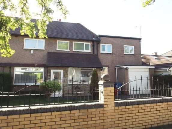 Thumbnail Semi-detached house for sale in Garden Lane, Fazakerley, Liverpool, Merseyside