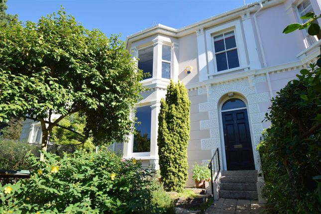 Thumbnail Terraced house for sale in Park Terrace, Falmouth