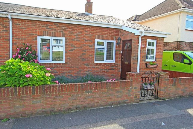 Thumbnail Semi-detached bungalow for sale in Bell Lane, Ditton, Aylesford, Kent