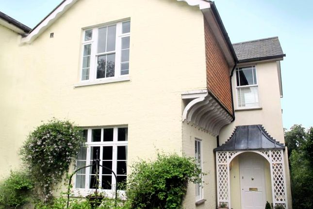 Thumbnail Country house to rent in Upper Street, Shere, Guildford