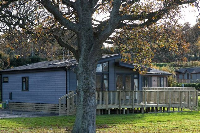 Thumbnail Lodge for sale in Llanrwst Road, Conwy