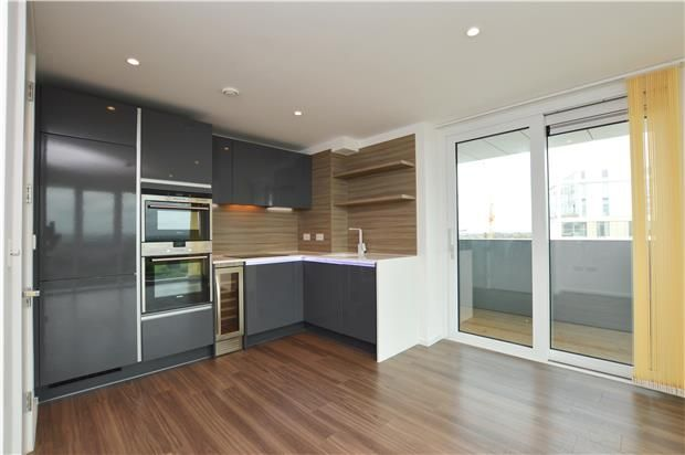 Thumbnail Flat for sale in The Filaments, London, London
