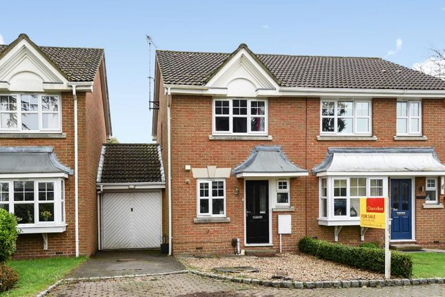 Thumbnail Semi-detached house for sale in Picton Close, Camberley