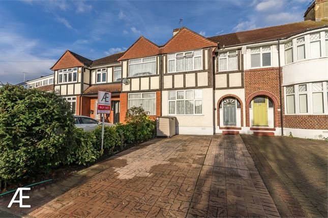 Thumbnail Terraced house for sale in Belmont Lane, Chislehurst, Kent