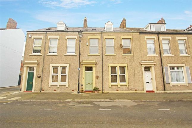 Thumbnail Terraced house for sale in Lovaine Row, Tynemouth, Tyne And Wear