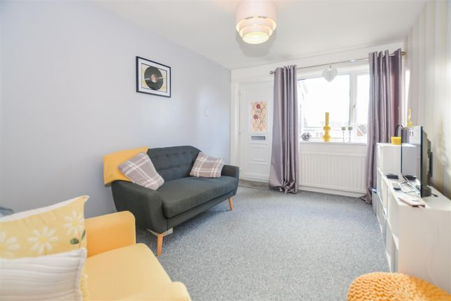 Living Room of Lambourne Rise, Bottesford, Scunthorpe DN16