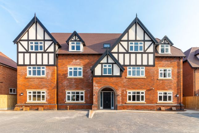 Thumbnail Flat for sale in Dove House Lane, Solihull