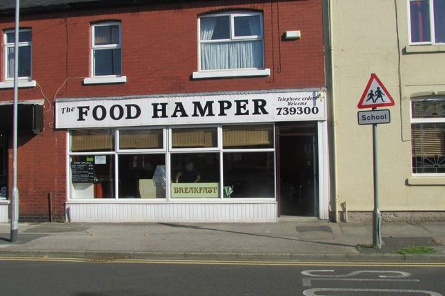 Thumbnail Restaurant/cafe for sale in Inkerman Street, Ashton-On-Ribble, Preston
