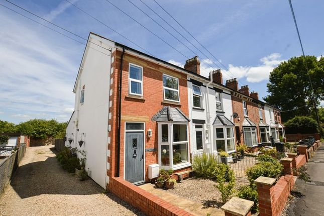 Thumbnail End terrace house for sale in Station Road, Ilminster