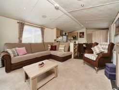Living Area of Lyons Holiday Park, Towyn Road, Towyn, Abergele LL22