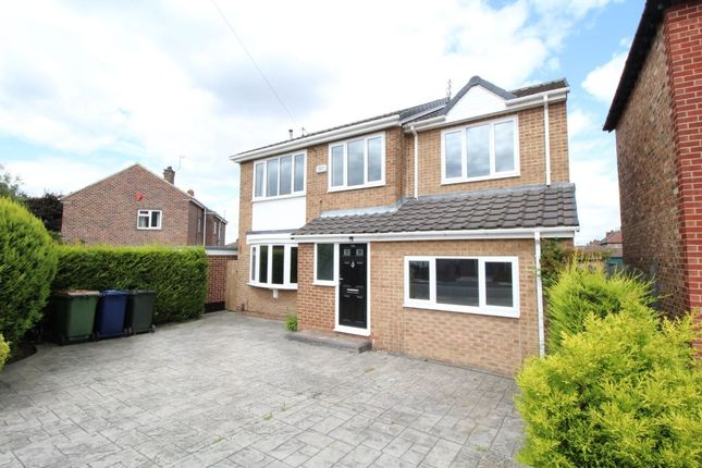 Thumbnail Detached house for sale in Ambleside Road, Normanby, Middlesbrough