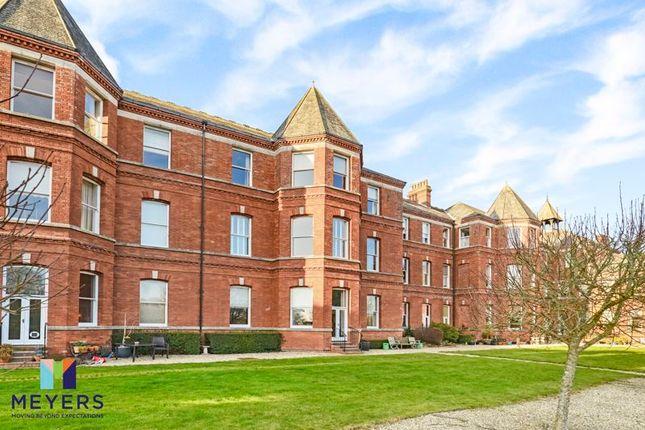 3 bed flat for sale in Sherren Avenue, Dorchester DT2