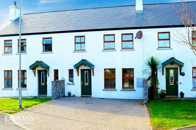 Thumbnail Terraced house for sale in Drumfad Cove, Millisle, Newtownards, County Down