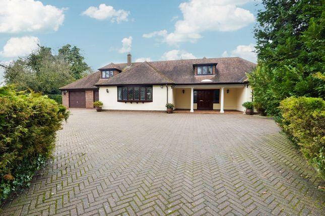 Thumbnail Detached house for sale in Stortford Road, Hatfield Heath, Bishop's Stortford