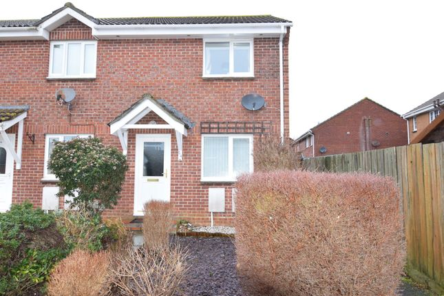 Thumbnail Terraced House To Rent In Larkspur Close Weymouth