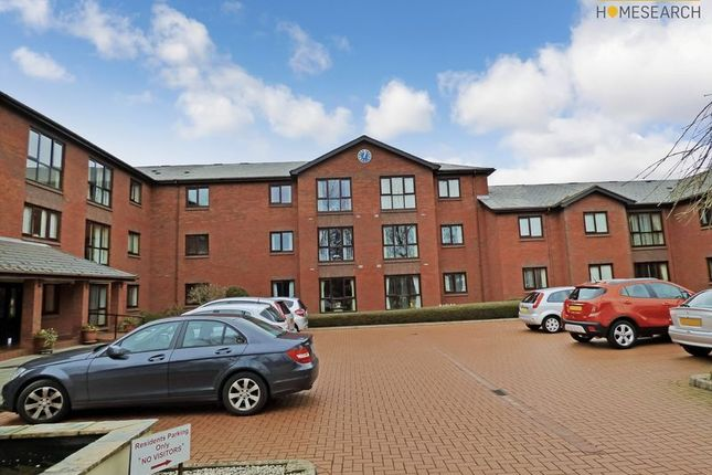 Thumbnail Flat for sale in The Fountains, Ormskirk