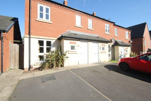Thumbnail Semi-detached house to rent in Woodview Drive, Edgbaston