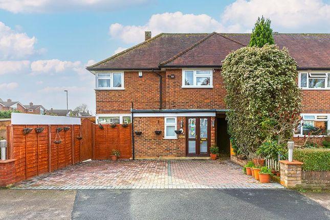 Thumbnail Semi-detached house for sale in Manordene Road, Thames Ditton