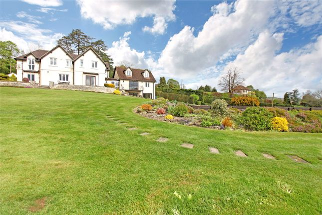 Thumbnail Detached house for sale in Gloucester Road, Pitchcombe, Stroud, Gloucestershire
