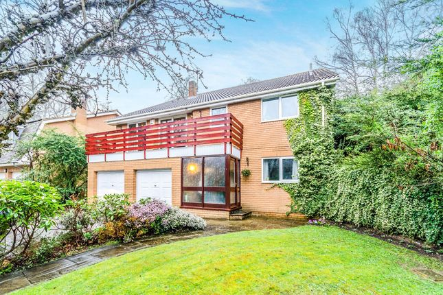 Thumbnail Detached house for sale in Spindlewood Close, Bassett, Southampton