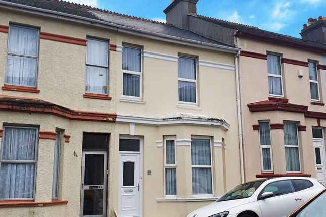 Front of Maristow Avenue, Keyham, Plymouth PL2