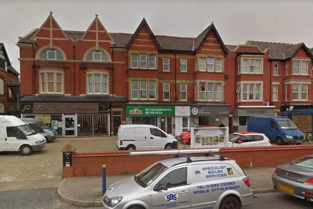 Thumbnail Retail premises for sale in Lytham St Anne's FY8, UK
