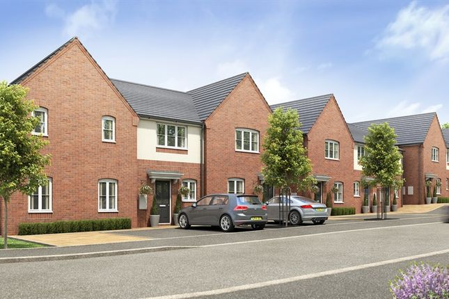 Thumbnail Terraced house for sale in Castle View Close, Moxley, Wednesbury