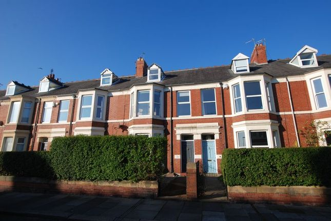Thumbnail Terraced house to rent in Wolveleigh Terrace, Gosforth, Newcastle Upon Tyne