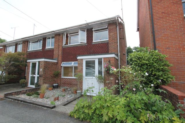 Thumbnail End terrace house to rent in Western Road, Liss