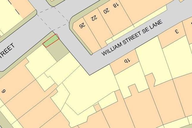 Thumbnail Commercial property for sale in William Street, South East Lane, Edinburgh