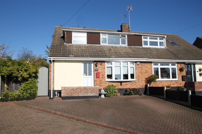 Thumbnail Property for sale in Gregory Close, Hawkwell, Hockley