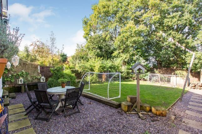 Garden of Nixon Drive, Winsford, Cheshire CW7