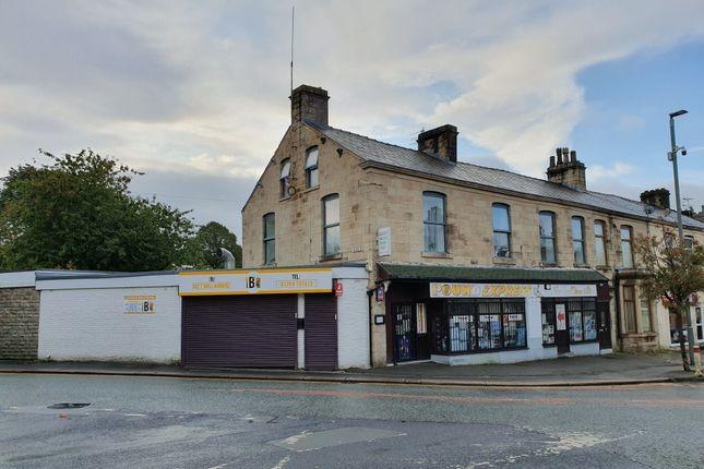 Thumbnail Retail premises for sale in Railway Road, Darwen